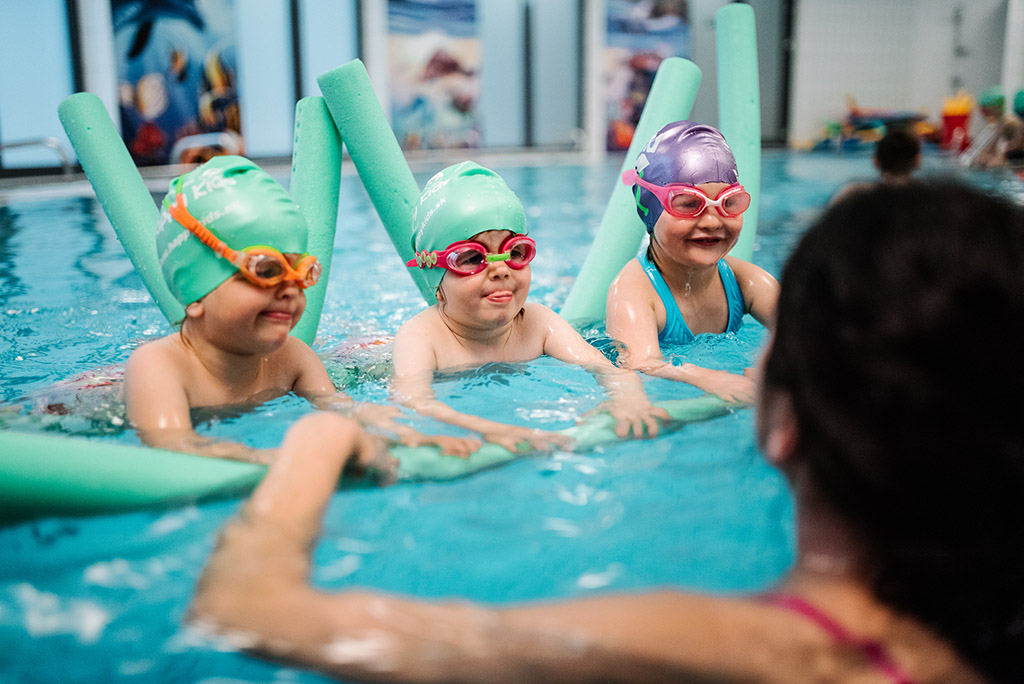 Swimming | Happy Kids